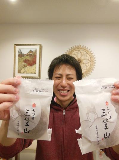 宇田川千恵子さん文明堂.JPG